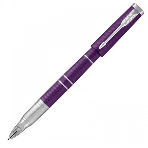 Ручка Parker (Паркер) 5th Ingenuity Deluxe Slim Blue Violet CT в Екатеринбурге