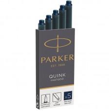 Темно-синие картриджи с чернилами Parker (Паркер) Long Blue ink