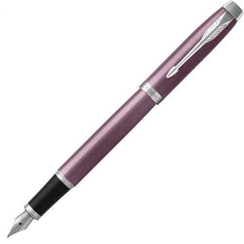 Перьевая ручка Parker (Паркер) IM Core Light Purple CT F в Екатеринбурге