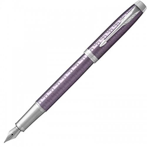 Перьевая ручка Parker (Паркер) IM Premium Dark Violet CT F в Екатеринбурге