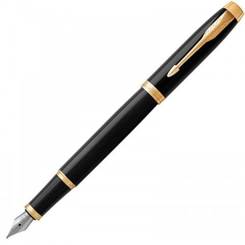Перьевая ручка Parker (Паркер) IM Core Black GT F в Екатеринбурге