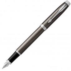 Перьевая ручка Parker (Паркер) IM Core Dark Espresso CT F