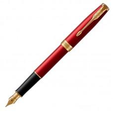 Перьевая ручка Parker (Паркер) Sonnet Core Red Lacquer GT F