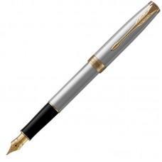 Перьевая ручка Parker (Паркер) Sonnet Core Stainless Steel GT