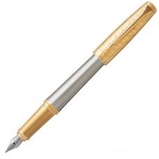 Перьевая ручка Parker (Паркер) Urban Premium Aureate Powder GT F