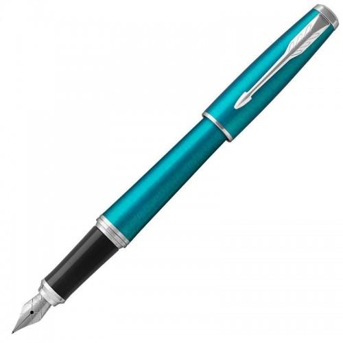 Перьевая ручка Parker (Паркер) Urban Vibrant Blue CT F в Екатеринбурге