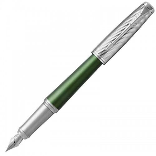 Перьевая ручка Parker (Паркер) Urban Premium Green CT F в Екатеринбурге
