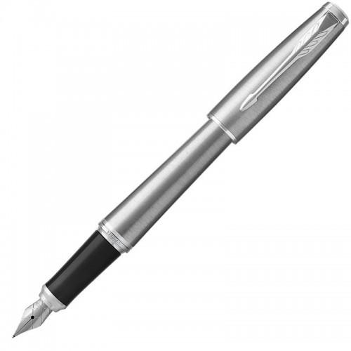 Перьевая ручка Parker (Паркер) Urban Metro Metallic CT F в Екатеринбурге