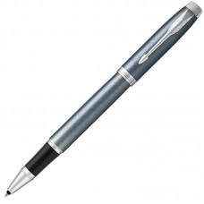 Ручка-роллер Parker (Паркер) IM Core Light Blue Grey CT