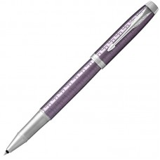 Ручка-роллер Parker (Паркер) IM Premium Dark Violet CT