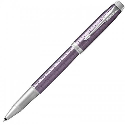 Ручка-роллер Parker (Паркер) IM Premium Dark Violet CT в Екатеринбурге
