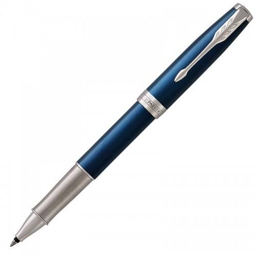 Ручка-роллер Parker (Паркер) Sonnet Core Blue Lacquer CT в Екатеринбурге