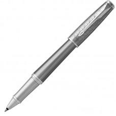 Ручка-роллер Parker (Паркер) Urban Premium Silvered Powder CT
