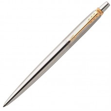 Шариковая ручка Parker (Паркер) Jotter Core Stainless Steel GT