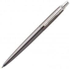 Шариковая ручка Parker (Паркер) Jotter Premium Oxford Grey Pinstripe CT