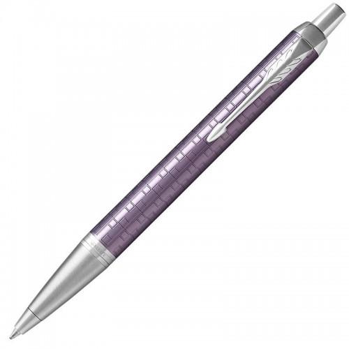 Шариковая ручка Parker (Паркер) IM Premium Dark Violet CT в Екатеринбурге