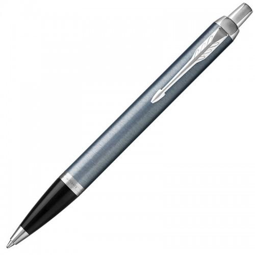 Шариковая ручка Parker (Паркер) IM Core Light Blue Grey CT в Екатеринбурге