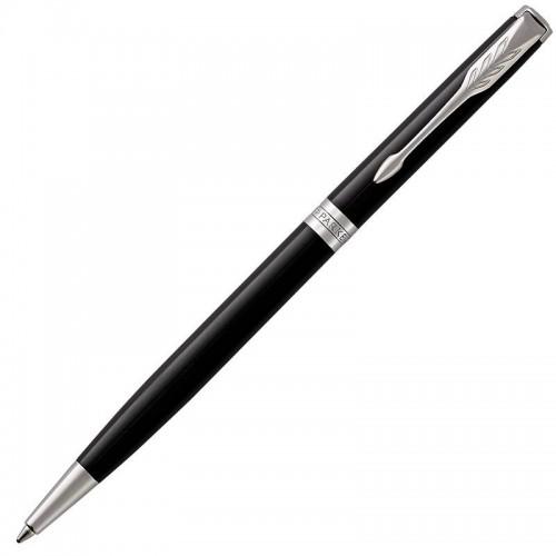 Шариковая ручка Parker (Паркер) Sonnet Core Slim Black Lacquer CT в Екатеринбурге