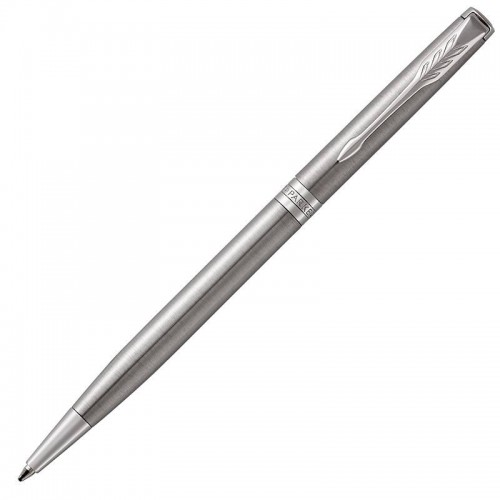 Шариковая ручка Parker (Паркер) Sonnet Core Slim Stainless Steel CT в Екатеринбурге