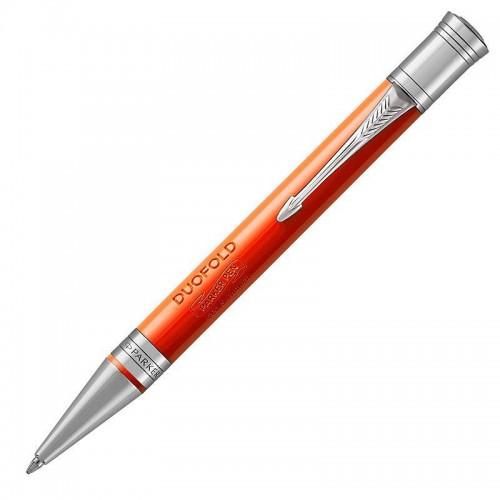 Шариковая ручка Parker (Паркер) Duofold Classic Big Red Vintage CT в Екатеринбурге