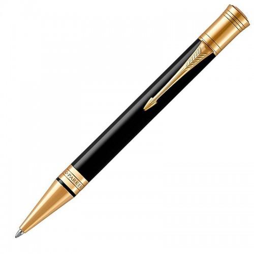 Шариковая ручка Parker (Паркер) Duofold Classic Black GT в Екатеринбурге