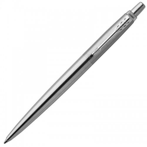 Шариковая ручка Parker (Паркер) Jotter Core Stainless Steel CT в Екатеринбурге