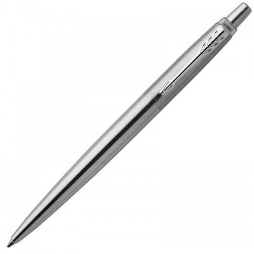 Шариковая ручка Parker (Паркер) Jotter Gel Core Stainless Steel CT с гелевым стержнем в Екатеринбурге