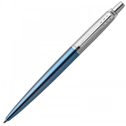 Шариковая ручка Parker (Паркер) Jotter Gel Core Waterloo Blue CT с гелевым стержнем в Екатеринбурге