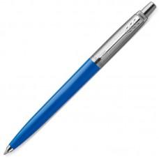Шариковая ручка Parker (Паркер) Jotter Color Blue M блистер