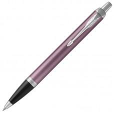Шариковая ручка Parker (Паркер) IM Core Light Purple CT
