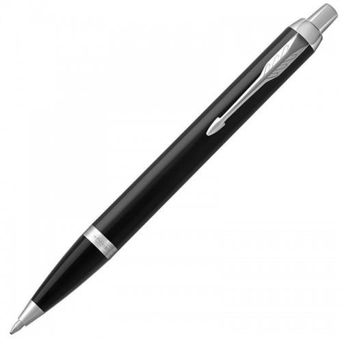 Шариковая ручка Parker (Паркер) IM Core Black Chrome CT в Екатеринбурге