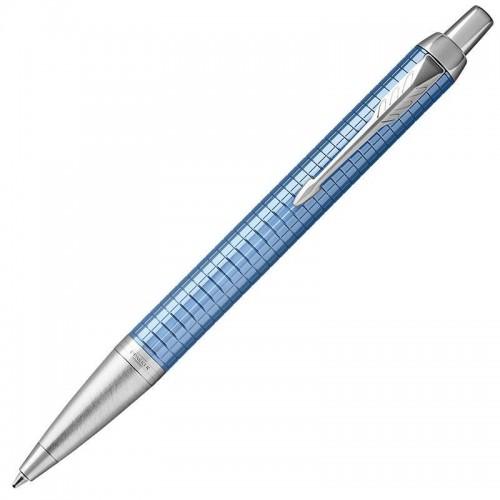 Шариковая ручка Parker (Паркер) IM Premium Blue CT в Екатеринбурге