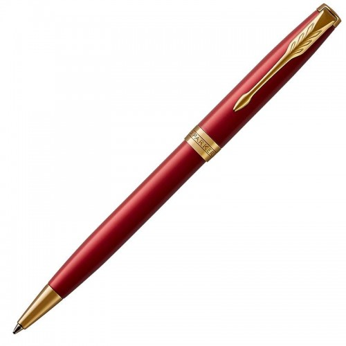 Шариковая ручка Parker (Паркер) Sonnet Core Red Lacquer GT в Екатеринбурге