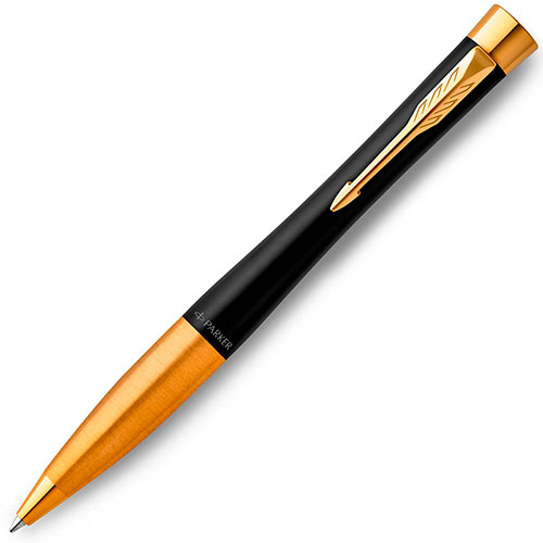 Шариковая ручка Parker (Паркер) Urban Core K314 Muted Black GT