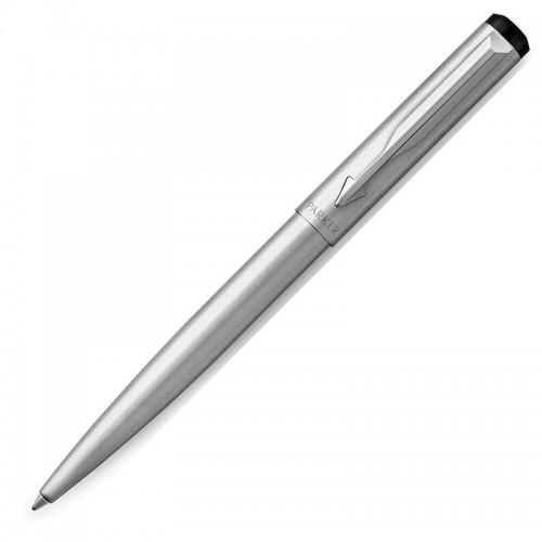 Шариковая ручка Parker (Паркер) Vector Standard Stainless Steel CT в Екатеринбурге